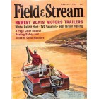 Cover Print of Field and Stream, February 1961