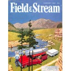 Cover Print of Field and Stream, February 1963