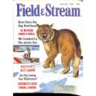 Cover Print of Field and Stream, January 1961