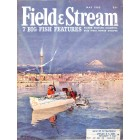 Cover Print of Field and Stream, May 1962