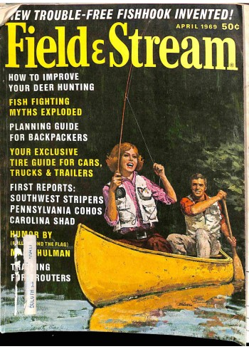 Field and Stream, April 1969