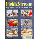 Field and Stream, August 1960