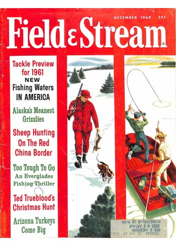 Field and Stream, December 1960