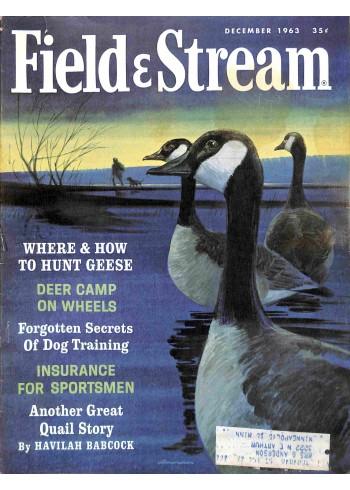 Field and Stream, December 1963