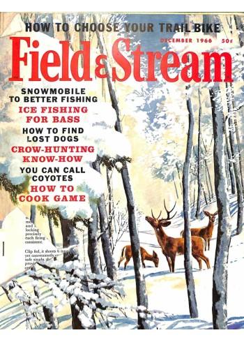 Field and Stream, December 1966