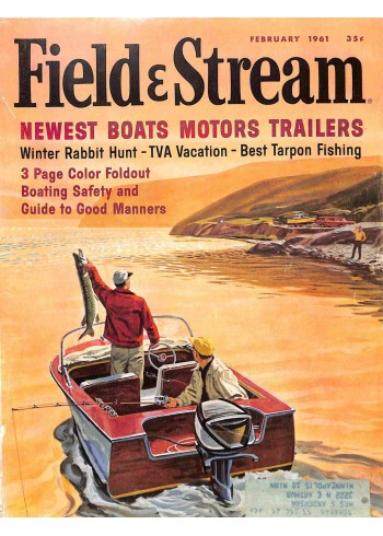 Field and Stream, February 1961