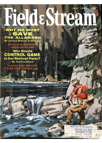 Field and Stream, July 1963