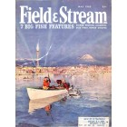 Field and Stream, May 1962