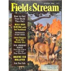 Field and Stream, October 1960