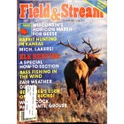 Field and Stream, October 1982