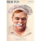 Film Fun, April, 1916. Poster Print. Flohri.