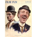 Film Fun, January, 1916. Poster Print.