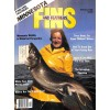 Cover Print of Fins and Feathers, February 1980