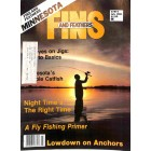 Cover Print of Fins and Feathers, July 1981