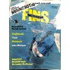 Cover Print of Fins and Feathers, May 1978