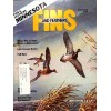 Cover Print of Fins and Feathers, October 1978