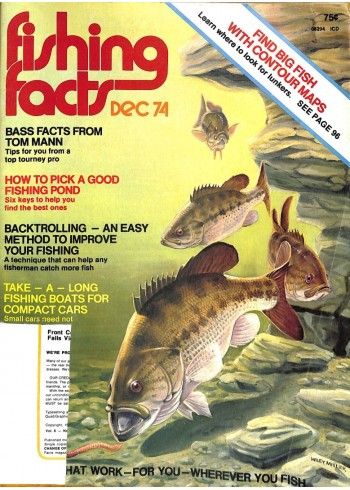 Fishing Facts, December 1974