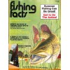 Cover Print of Fishing Facts, June 1980