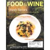 Cover Print of Food and Wine, April 1999