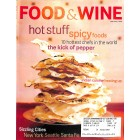 Food and Wine, February 1999