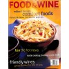 Food and Wine, March 1999