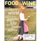 Food and Wine, May 1999