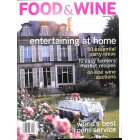 Food and Wine, September 1999