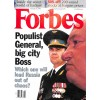 Cover Print of Forbes, November 16 1998