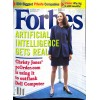 Cover Print of Forbes, November 30 1998