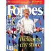Cover Print of Forbes, October 19 1998