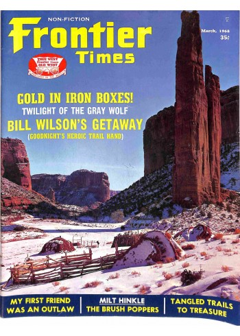 Frontier, March 1968