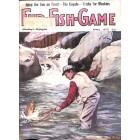 Cover Print of Fur-Fish-Game, April 1970