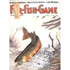Cover Print of Fur-Fish-Game, April 1972