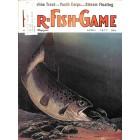 Cover Print of Fur-Fish-Game, April 1977