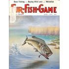 Cover Print of Fur-Fish-Game, April 1978