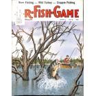 Cover Print of Fur-Fish-Game, April 1979