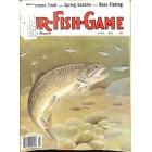 Cover Print of Fur-Fish-Game, April 1980