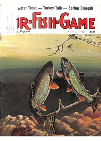Fur-Fish-Game, April 1981