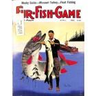 Cover Print of Fur-Fish-Game, April 1982