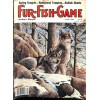 Cover Print of Fur-Fish-Game, April 1983
