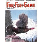 Cover Print of Fur-Fish-Game, April 1985