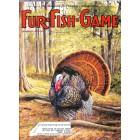 Cover Print of Fur-Fish-Game, April 2001
