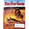 Cover Print of Fur-Fish-Game, April 2002