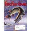 Cover Print of Fur-Fish-Game, April 2003