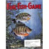 Cover Print of Fur-Fish-Game, April 2005