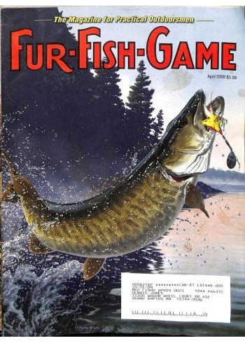 Fur-Fish-Game, April 2009