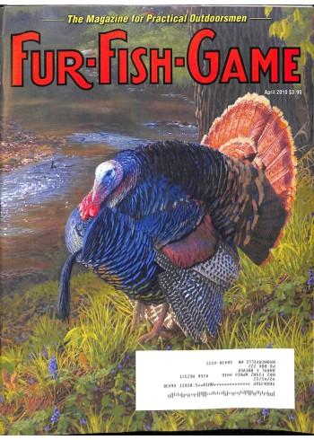 Fur-Fish-Game, April 2010