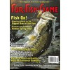 Cover Print of Fur-Fish-Game, April 2011