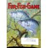 Cover Print of Fur-Fish-Game, April 2016