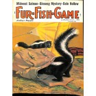 Cover Print of Fur-Fish-Game, August 1973